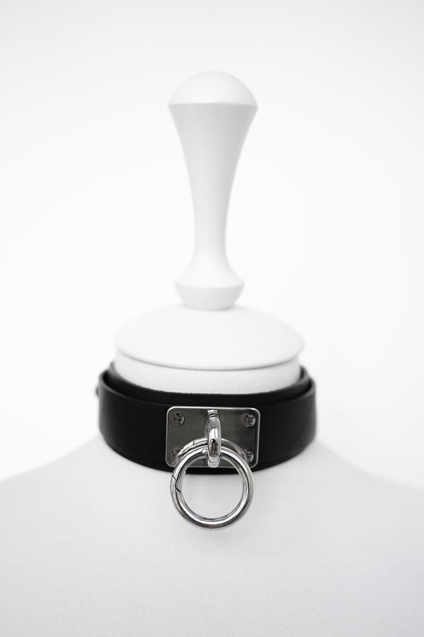 Чокер со съемным кольцом